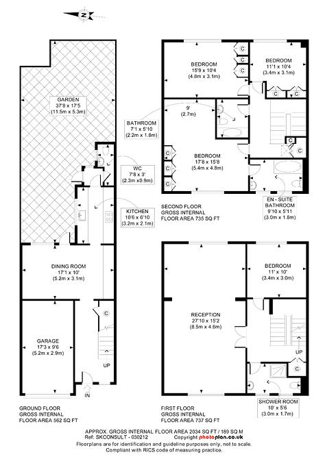 29 OLD CHURCH STREET SW3.jpg floor plan image 0