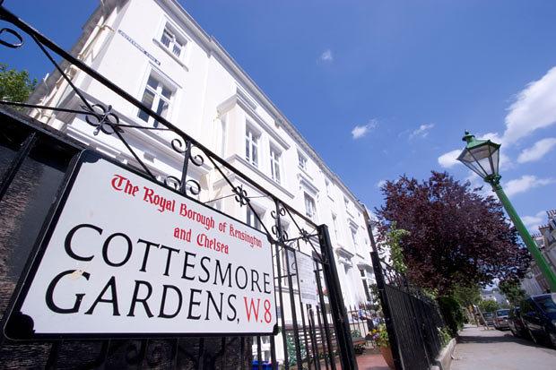 Cottesmore Gardens, Kensington London W8 main image 17