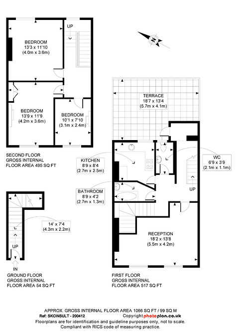 409A-NORTH-END-ROAD.jpg floor plan image 1